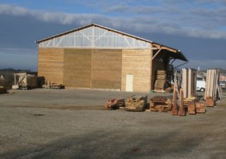 hangar bois aveyron