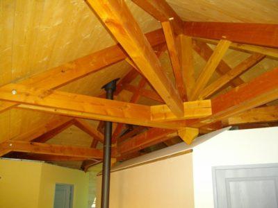 extension maison bozouls construction bois